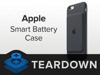 果然是这样: 苹果iPhone 6s电池保护壳拆解