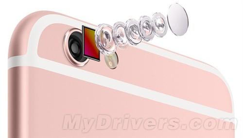 iPhone 6S、6S Plus摄像头对比:光学防抖太有用