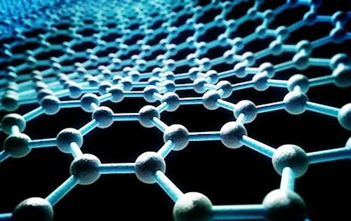 石墨烯结构图