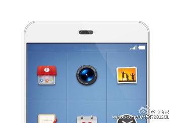 坚果手机2代配置曝光:手机背部集成指纹识别模块