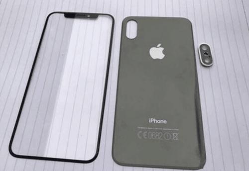 苹果iphone8指纹识别最新专利曝光:竟跑到了侧面!