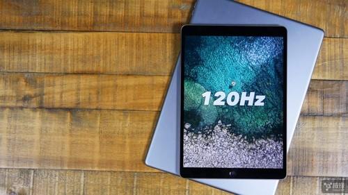 iPad Pro对比: 120Hz/60Hz刷新率的区别