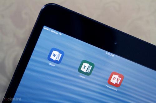 买了iPad Pro的土豪 Office也得买