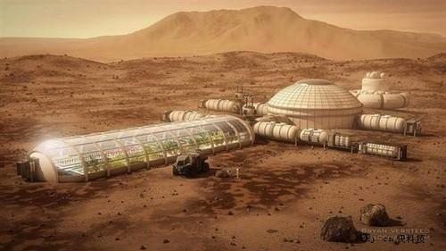 火星液态水确认 中国科学家:20年内可移居