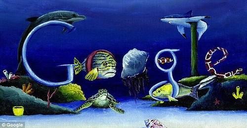 壁纸 海底 海底世界 海洋馆 水族馆 桌面 500_260