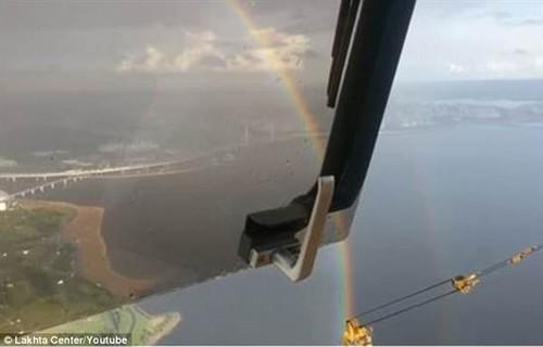 彩虹是什么原理_彩虹是什么颜色的图片