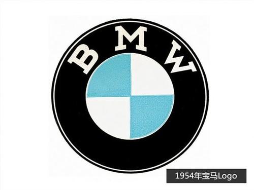 宝马logo最早是这样的:大不一样_互联网头条