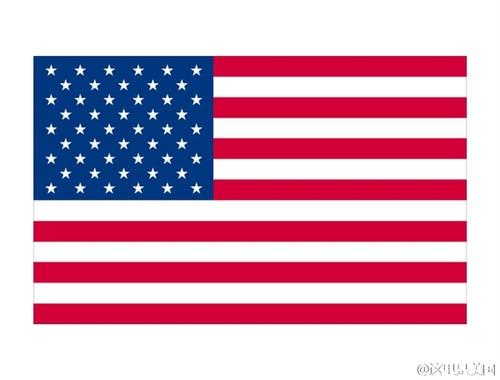 不止是中国 里约奥运美国国旗也错了
