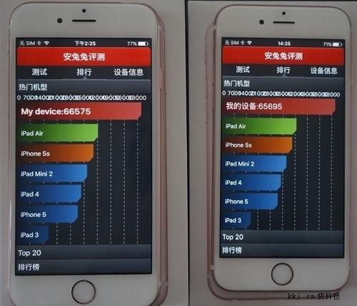 iPhone 6S A9处理器电池续航:台积电完胜三星