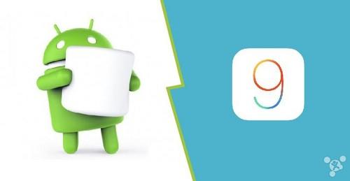 份额而言 iOS和Android哪个更利于赚钱呢?