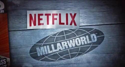 Netflix收购宣布豪门出版商Millarworld或为v豪门小老婆漫画的漫画图片