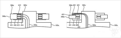 苹果新专利图