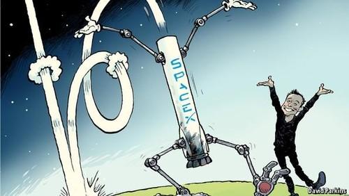 中国没有回收火箭的SpaceX:怪谁?_互联网头条