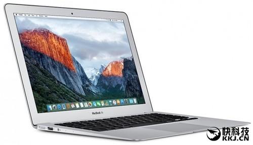 新一代macbook air/pro曝光!外形大变