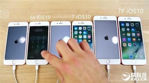 ne5S 6 6S SE 7升iOS11速度变这样