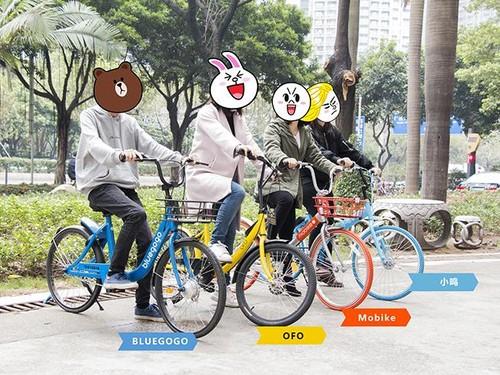 四款共享单车体验评测:最后一公里它靠谱_互联
