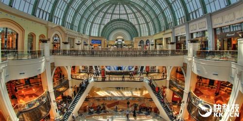苹果店开到阿布扎比、迪拜:世界最大 恍若皇宫