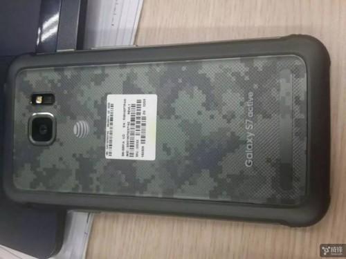 """三星或发布三防版Galaxy S8 代号""""巡洋舰""""?"""