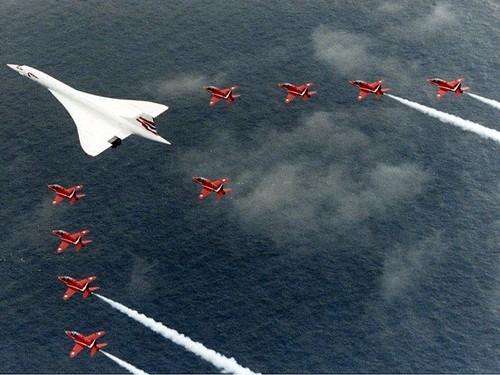传奇再临!协和式超音速客机或将重返蓝天