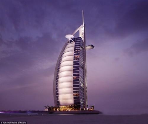 套图!迪拜七星酒店内部大揭秘:壕得眼瞎
