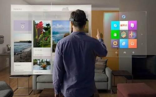 别人家都在做VR,微软为什么要做AR_互联网头条