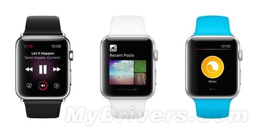 watchOS 2发布:Apple Watch迎来重大更新