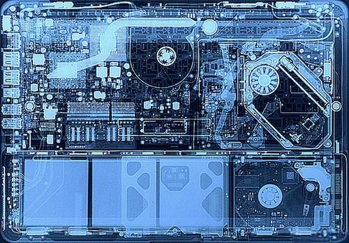 为什么笔记本电脑要单独过安检?