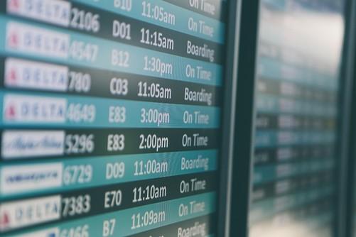 你春节回家的航班会不会晚点?来看看全球航司准点率