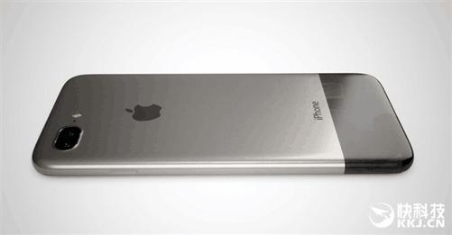 无边框屏!iphone 8复古设计致敬初代iphone!