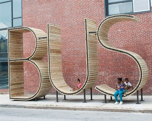 全世界最奇葩的公共座椅 你见过几个?-中关村在线