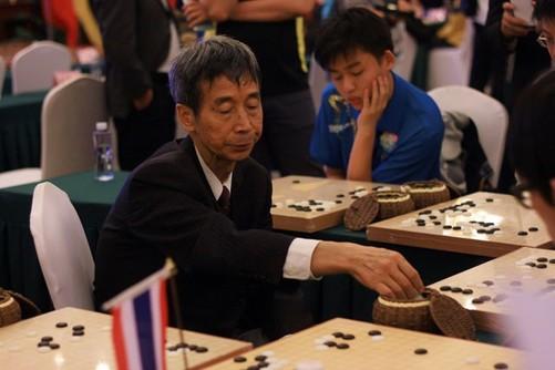 中国围棋协会主席王汝南:人机大战李世石会赢