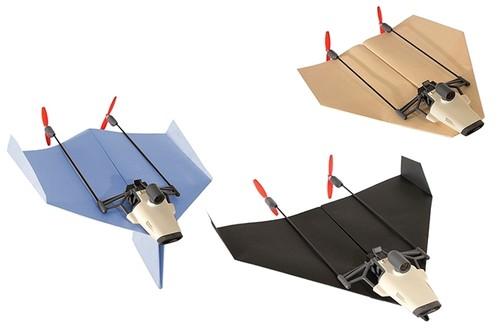 只要你会折纸飞机